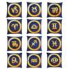 "Набор ""Знаки зодиака"", 12 мини-подушек"