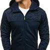 Куртка переходная мужская темно-синяя Denley AK23