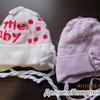 шапка на меху для малышей от 6 месяцев до года