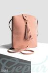 Плоская женская сумка