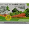 Бульонные кубики из овощей и зелени Reformi Kasvisliemikuutio LUOMU Gluteeniton 8 шт.