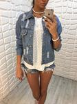 Стильная, модная джинсовка
