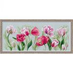 100/052 «Весенние тюльпаны»