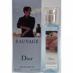 Парфюм с феромонами Christian Dior Sauvage, 65 мл  Производство Турция