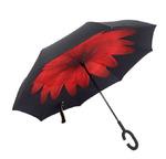 Зонт Красный цветок