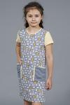 Платье для девочек Котофеи №2