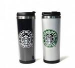 Термокружка Starbucks  Материал: Нержавеющая сталь  Объем: 400 мл