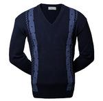 Классический пуловер (1301)