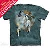 Wolf Spirit Shield T-Shirt