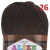 LANAGOLD FINE (Alize) 49% шерсть 51% акрил, 390 м, 100 гр.