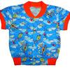 Рубашка-бомбер для мальчика