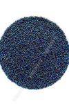 Бисер, синий радужный (450 гр) ВР-699 № 409 Артикул: 145-87