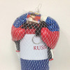 Набор бокса (RUS03) Груша +перчатки в/п