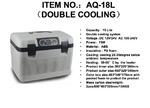 Автохолодильник AQ-18L (18 литров)