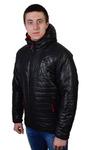Демисезонная мужская куртка СМ-43 черный