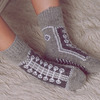 Носки шерстяные N7R79-6 -подростковые