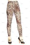 Бамбуковые лосины с принтом «леопард» Lily-2