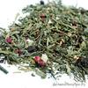 Чай на основе зеленого Спелый барбарис, в наличии 1 пакетик 100 гр