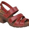 Inblu | Арт. ZA-2T - Туфли женские | Красный
