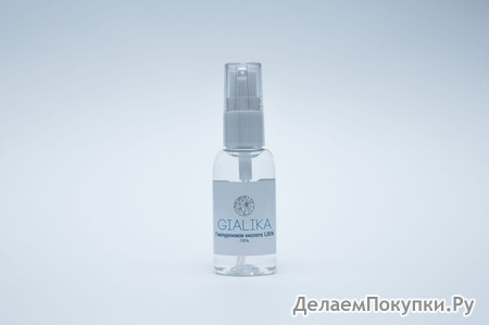 Гель гиалуроновой кислоты Гиалика 1,35% G13510