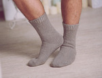 Носки шерстяные N4-29 - мужские