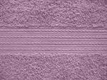 Полотенце однотонное (цвет: сиреневый)