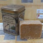 Дезодорант-макмария амбровая натуральная в шкатулке AMBRA