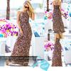 Легкое шифоновое платье S M Gepur