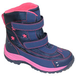 Демисезон обувь ОРТОДОН арт. 8001 серый/розовый/флис/есть выкладка свода/