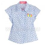 Рубашка Amir Бантик для девочки