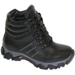 Зимняя обувь Ортодон 1644518 черный/шерсть/НЕТ выкладки свода/