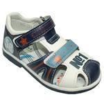 Туфли открытые для мальчика NS321-5