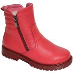 Зимняя обувь Ортодон 121 шерсть, розовый