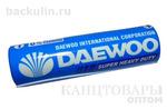 Батарейка Daewoo R06 (б/б) (60) ~~