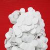 Фетровые кружочки 3 см (цена за пачку 1000 шт) белый Артикул: 710-72