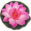 """Растение водоплавающее """"Лотос"""" d-10см розовый"""