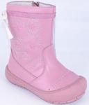 9019-1M_BBA_pink EL TEMPO Сапоги Ясельная/малодетская Розовый Дев