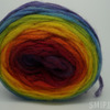 Кауни толстая ровница Rainbow