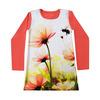 Платье/длинный рукав (Цветочек)