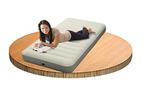 Односпальный надувной матрас Intex: 99х191х25 см. Насос не входит в комплектацию.
