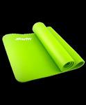 Коврик для йоги FM-301, NBR, 183x58x1,0 см, зеленый STARFIT