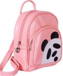 Рюкзак Панда розовый 24*20*12