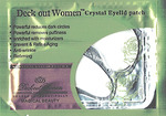 "Маска-патч для зоны под глазами ""Deck out Women Crystal Eyelid patch"" 5 шт"