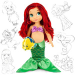 Disney Animators' Collection Ariel Doll - 16 Inch