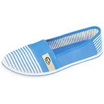 Кеды женские KCL665 голубой / скидка 10% от цены