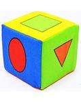 Кубик-погремушка.