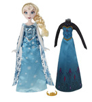 Disney Frozen Coronation Change Elsa
