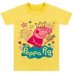 Футболка Медвежонок Peppa для девочки