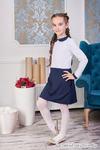 Платье для девочки, размер 134