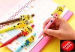 Ручка Миньон цветная